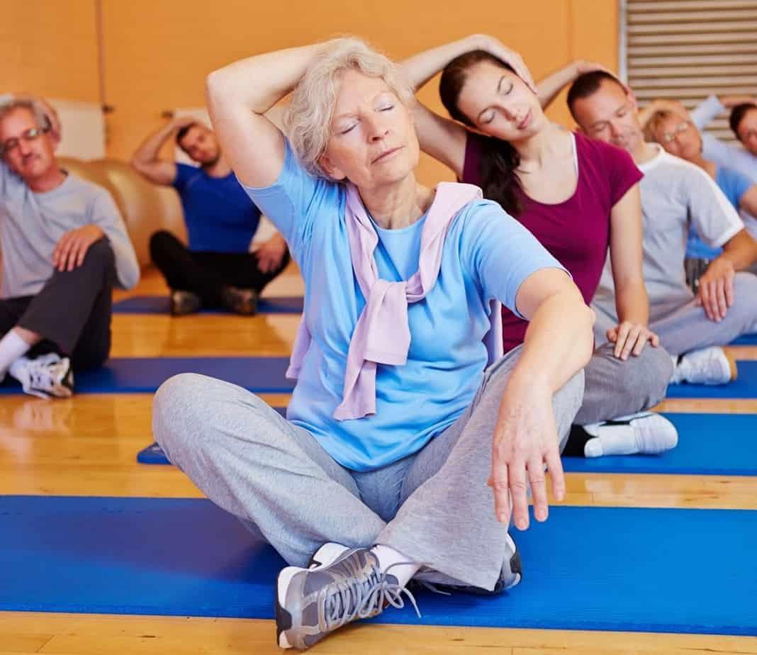 VIDYA YOGA – Stretching Funzionale